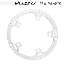 New Design LP MTB Chainring Chain Ring BCD 130mm 45 47 53 56 58T w Guard 1pcs