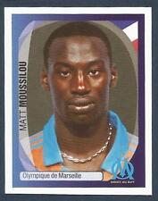 PANINI UEFA CHAMPIONS LEAGUE 2007-08- #263-MARSEILLE-MATT MOUSSILOU
