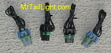 88 98 Chevy GMC Composite Head Light Sockets 9006 9005 Bulbs Truck Tahoe Yukon