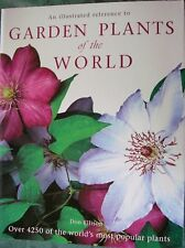 "LIVRE  ""GARDEN PLANTS OF THE WORLD"""