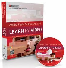 Adobe Flash Professional CS6: Learn by Video: Core Training in Rich Media Commun