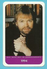 Jostein Gaarder Cool Collector Card from Europe