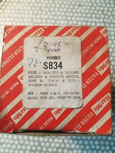 Classic Japanese car oil filter Datsun 240Z 260Z 140J 180B 240C   240K