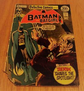 Detective Comics 415 From 1971