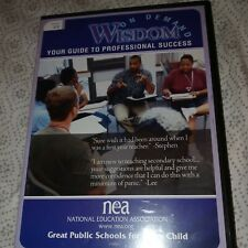Wisdom On Demand Cd - Your Guide To Professional Success by Nea - New & Sealed