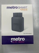 Metro By T-mobile SMART RIDE 4G LTE Mobile Car Hotspot GPS Tracking Roadside