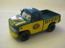 Disney/Pixar Yellow and Blue Dexter Official Piston Cup, Moving Eyes. (008-3)