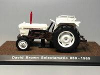 David Brown 880 Selectamatic 1:32 Atlas Editions Legendary Brittish tractor 1969