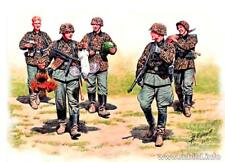 Master Box 1/35 WWII German Elite Infantry Eastern Front # 3583