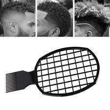 HN- Twist Hair Comb Wave Curl Brush Curly Hair Braiders Tool Afro Dreadlocks Bea