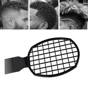 US_ Twist Hair Comb Wave Curl Brush Curly Hair Braiders Tool Afro Dreadlocks Bea