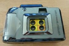 Lomography ActionSampler Flash 35mm Camera with 4 Lenses - Untested (Hospiscare)