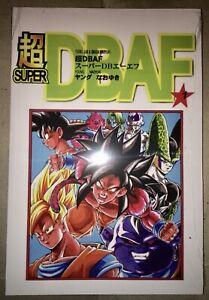 Super DBAF / Manga VF / Super Dragon Ball AF Young Jijii