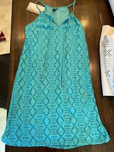 Lily Rose Teal/green dress Nwt Size Small