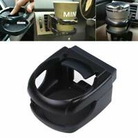 Drink Cup Holder Air Vent Clip-on Mount Water Bottle Stand Mobile Phone Holder