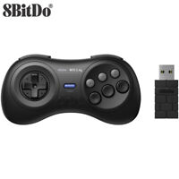 8Bitdo M30 2.4G Wireless Gamepad - Original Sega Genesis and Sega Mega Drive+RR