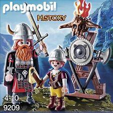 Playmobil  - Vikings with Shield Egg Red (Easter Egg) 9209