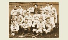 1896 Pittsburgh Pirates Team PHOTO, Connie Mack, Jake Beckley, Hall of Fame