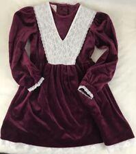 80ab2fb8dc23 Velvet Vintage Dresses for Girls