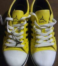Acro's Acrobatics Shoe Brand Yellow Adult Synthetic (8.5) Designer Sneakers