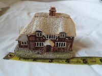 Lilliput Lane Honeysuckle Cottage No Deeds or Box