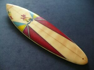 Vintage Surfboard Local Motion 1970's Liddell & Buttons Single - Movie Board