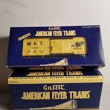 American Flyer 6-48332 Missouri-Kansas-Texas Boxcar<++++>Original Box<++++>