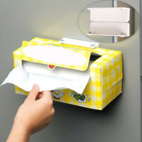 Magnetic Toilet Paper Holder Adjustable Towel Tissue Roll Rack Stand For Kitchen