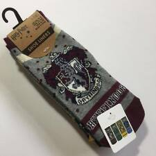 Harry Potter Shoe Liner Socks HUFFLEPUFF GRYFFINDOR SLYTHERIN RAVENCLAW - UK 4-8