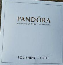 Pandora Silver Polishing Cloth Jewelry Cleaner Anti-Tarnish Brand new