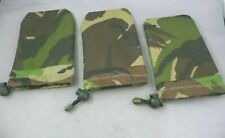 3x DPM CAMO BITE ALARM COVERS - PROTECTIVE SOFT CASE WITH CORD+TOGGLE-FOX/DELKIM