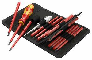Wera Screwdriver Sets, Spanners, Hex keys, Bit sets