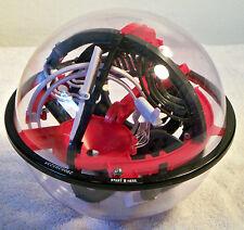 2015 Sharper Image 3D Sphere Brain Teaser Puzzle Space Challenge Maze Labyrinth