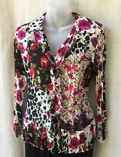 Exclusively Harry Size 12 Top Blouse Jacket + Cami NEW Evening Occasion Party