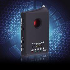 Anti Spy Detector Hidden Camera GSM Audio Bug Finder GPS Signal Lens RF Tracker