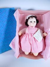 "BOXED MADAME ALEXANDER BABY DOLL SISTER GIRL  3555 14"""
