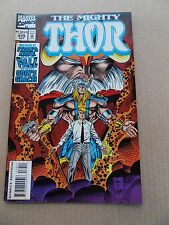 Thor 479 . Thor Origin  - Marvel 1994 -  VF - minus