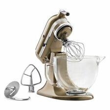 *Brand New* KitchenAid 5-Qt  Stand Mixer w/ glass bowl KSM155GBTF  - Toffee