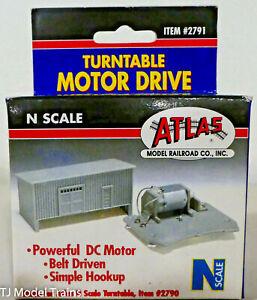Atlas N #2791 Turntable  Motor Drive