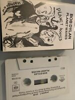 BOB DYLAN Planet Waves (Cassette Tape) CBS play tested
