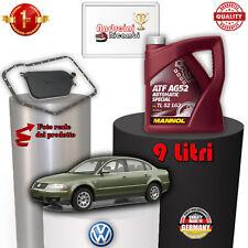 KIT FILTRO CAMBIO AUTOMATICO E OLIO VW PASSAT B5 2.5 TDI 110KW 2001 -> 2005 1014