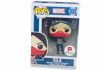 Funko Pop! vinyl toy figure box pop spider-man marvel 333 Silk bobblehead girl