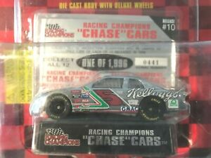 UNOPENED RC Chrome Chase Car 1:64 Terry Labonte #5 Kellogg's Chevy #441 of 1996