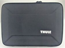 Thule Gauntlet Sleeve Laptop Case For 13 in MacBook Black Good Shape