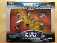 Star Wars Micro Machines, The Empire Strikes Back, Collectors Edition Set *NOB*