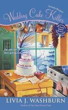 Wedding Cake Killer 7 by Livia J. Washburn (2013, paperback)