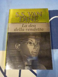 LA DEA DELLA VENDETTA S.S. VAN DINE
