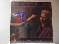 "TOMMY SHAW - GIRLS WITH GUNS - A&M RECORDS-SP-5020- ""SEALED"""