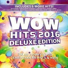 Various Artists - Wow Hits 2016 [New CD] Deluxe Edition
