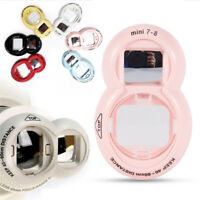 For Fuji Film Fujifilm Instax Mini7 8 Cam Close Up LENS Selfie Self Shoot Mirror